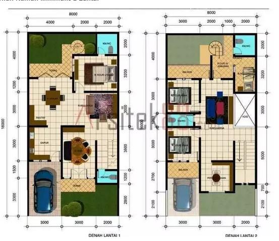 Desain-Denah-Rumah-Minimalis-2-Lantai-Sederhana-Modern