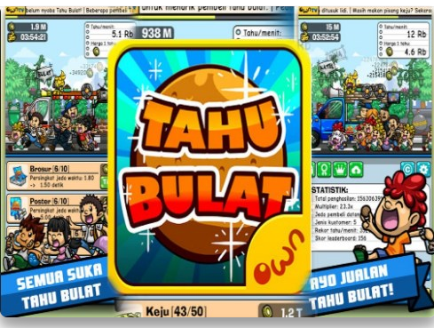 Download-Tahu-Bulat-Mod-Apk-(Free-Shopping)